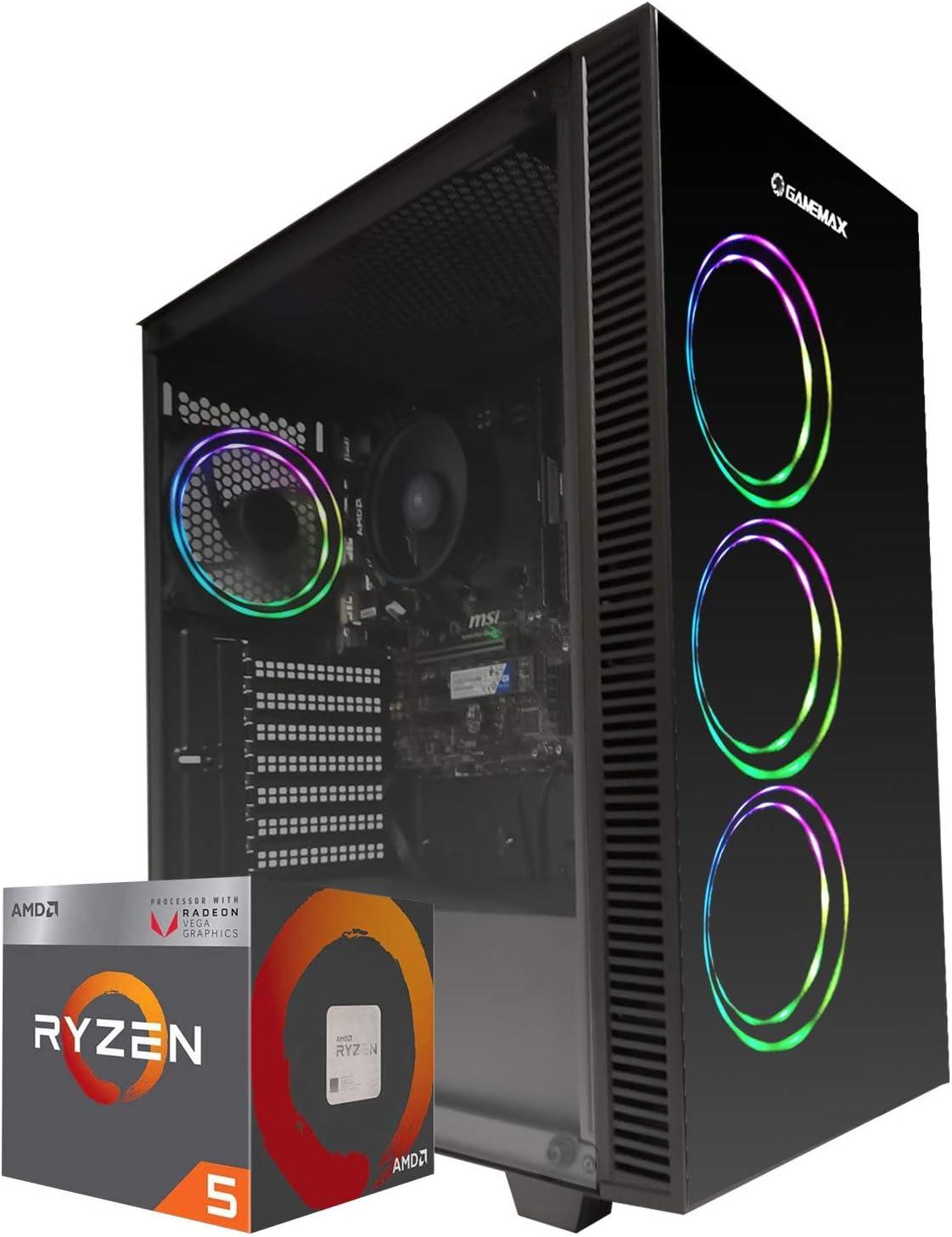 AMD Ryzen 5 3400G 3.70 GHz, 16Gb Ram 3200MHz, T.Gràfica Radeon Vega 11