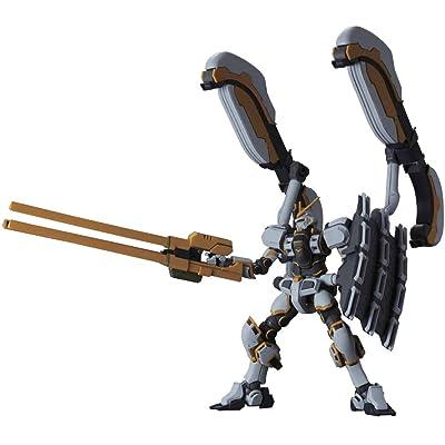 Bandai Hobby HG Atlas Gundam Thunderbolt Model Kit (1/144 Scale): Toys & Games