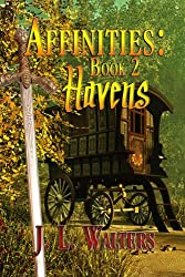 Havens (Affinities Book 2 - Young Adult fantasy, Books We Love)