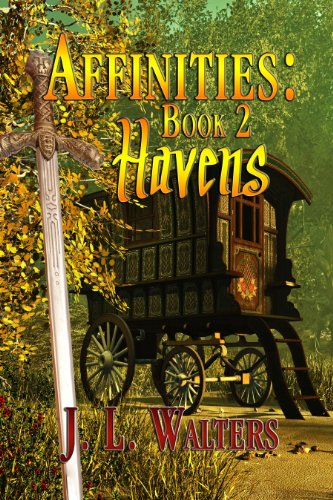 Havens (Affinities Book 2 - Young Adult fantasy, Books We Love) by [Walters, J.L.]