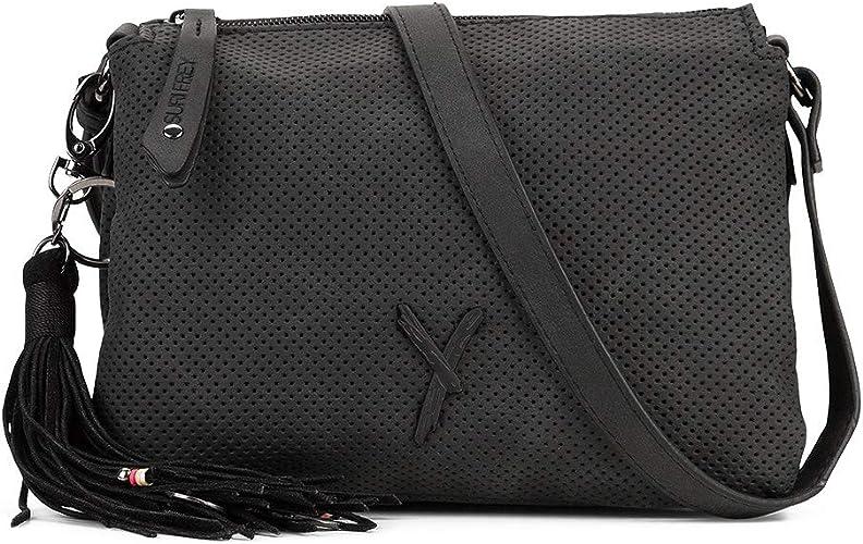 SURI FREY Romy Basic Crossover Bag S Tasche Black Schultertasche Schwarz