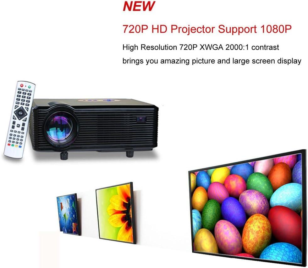 Excelvan - CL720D LED Proyector HD (3000 lúmenes, resolución ...