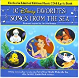 10 Disney favorites: Songs from The Sea from and inspired by 'The Little Mermaid