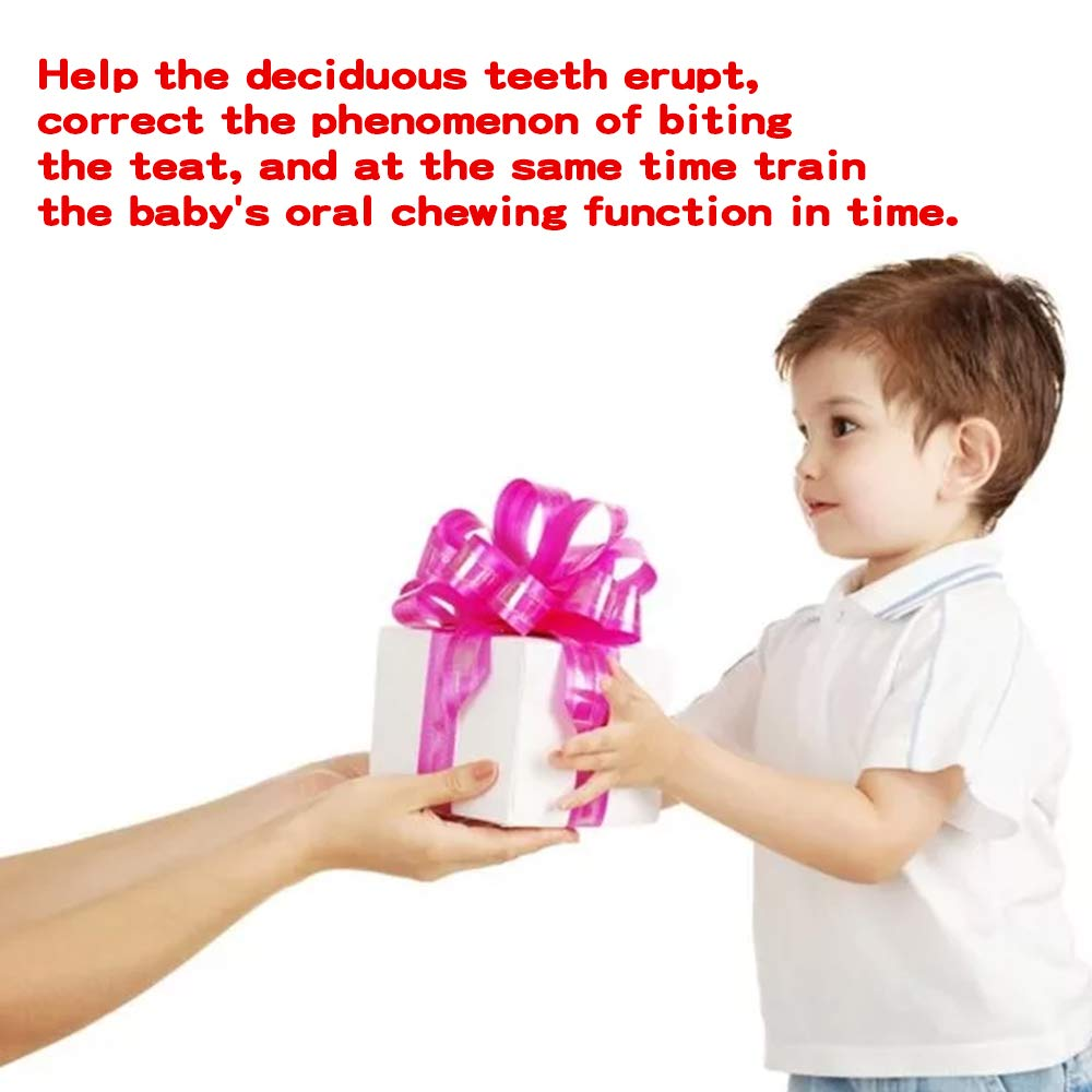 Angst YSBER Sensory Chew Halskette 5 St/ück bunte Chew Halskette Chew Anh/änger f/ür Training und Entwicklung f/ür Kinderkrankheiten Babys Oral Motor autistische Kinder Autismus ADHS SPD