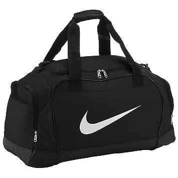 c20ecac64737ba Nike Club Team Sports Bag - 58.5x29x30cm, Black (Black/White ...
