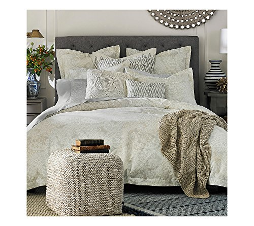 Tommy Hilfiger 3 Piece Mission Paisley Duvet Set-multi-queen