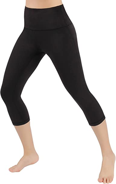 Amazon.com: ODODOS Womens High-Waist Yoga Pants Tummy ...