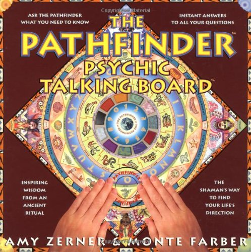(The Pathfinder Psychic Talking Board Kit)