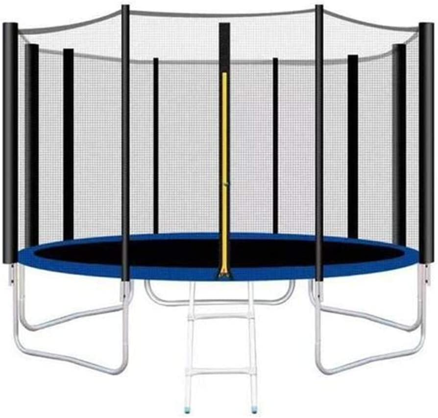 3.05M knowledgi Trampoline Replacement Mat 10ft 54 Springs,Trampoline Replacement Jump Mat Garden Round Trampoline Jumping Mat Suitable for Round Trampoline Frame