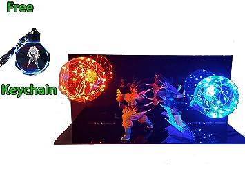 Amazon.com: Geek Gear Dragon Ball Z Plasma Ball 3D Goku ...