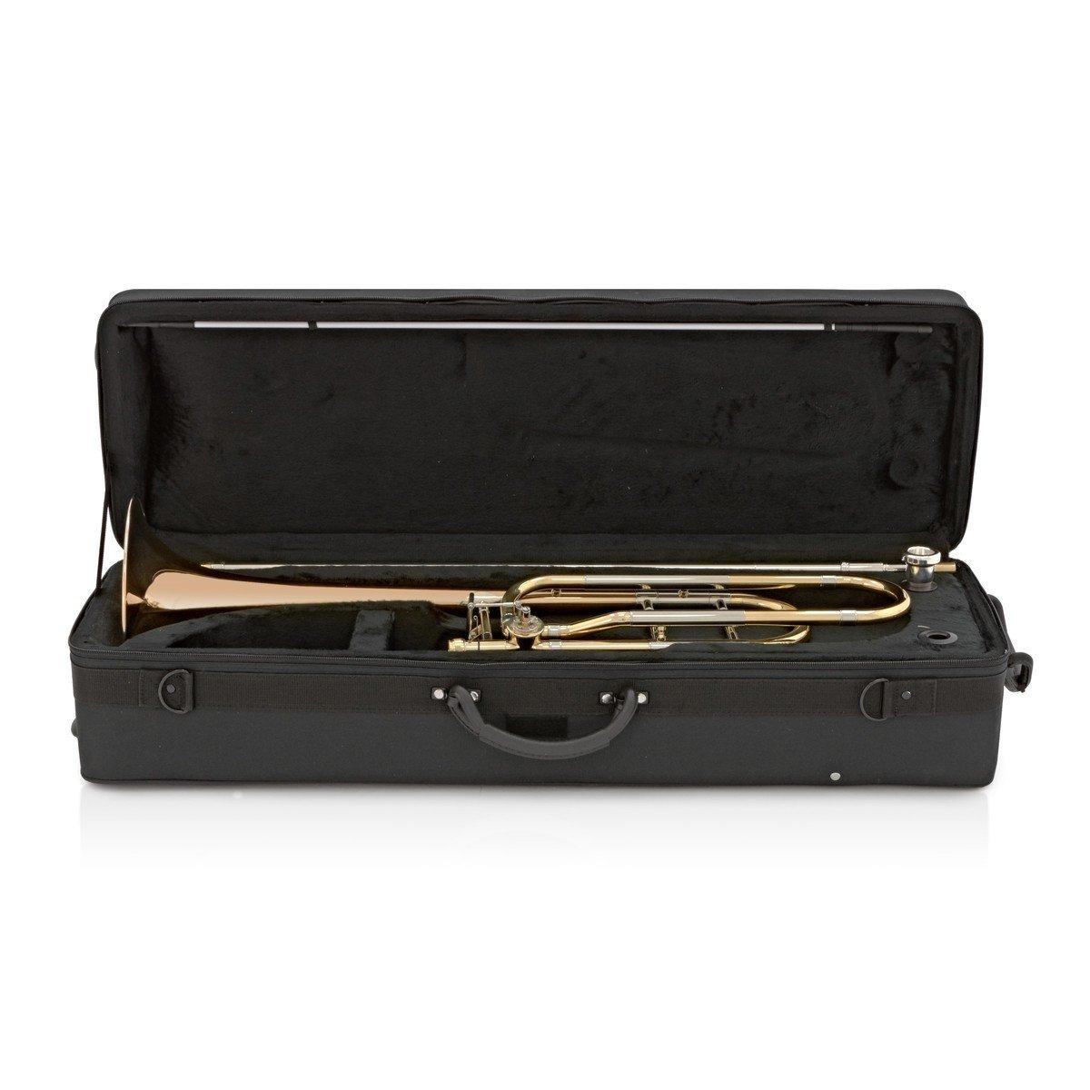 Trombone Professionnel Si B/émol//Fa Coppergate par Gear4music