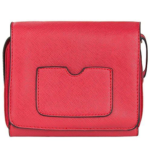 Crossbody Handbag Clutch Motorola G4 PLUS / Z Droid / Droid Turbo 2 / Droid Maxx 2 / Moto G LTE / Moto X Style