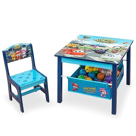 Mesas y sillas de Escritorio para niños, mesas de Juegos para ...