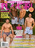 PLAYGIRL MAGAZINE - SPRING 2012 Collectors Edition - The Boys of South Florida