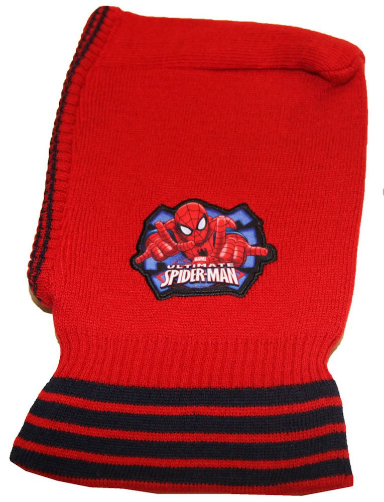 Balaclava Cap Stripes Boy's Spiderman Spiderman Marvel Pierre-cedric