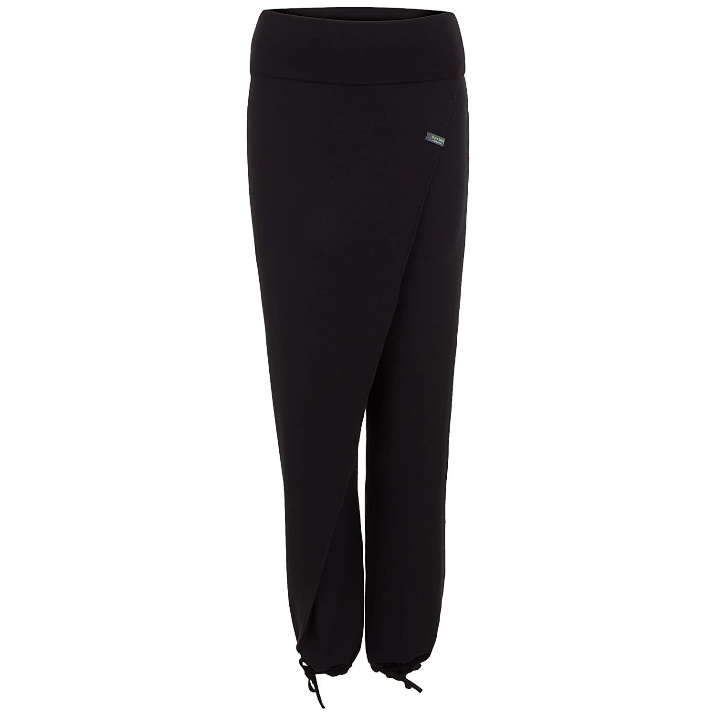 Hut & berg balance Yoga Damen-Pumphose schwarz, THAI CROSS OVER