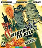 Hired To Kill (2-Disc Director Approved Special Edition Blu-ray + DVD)