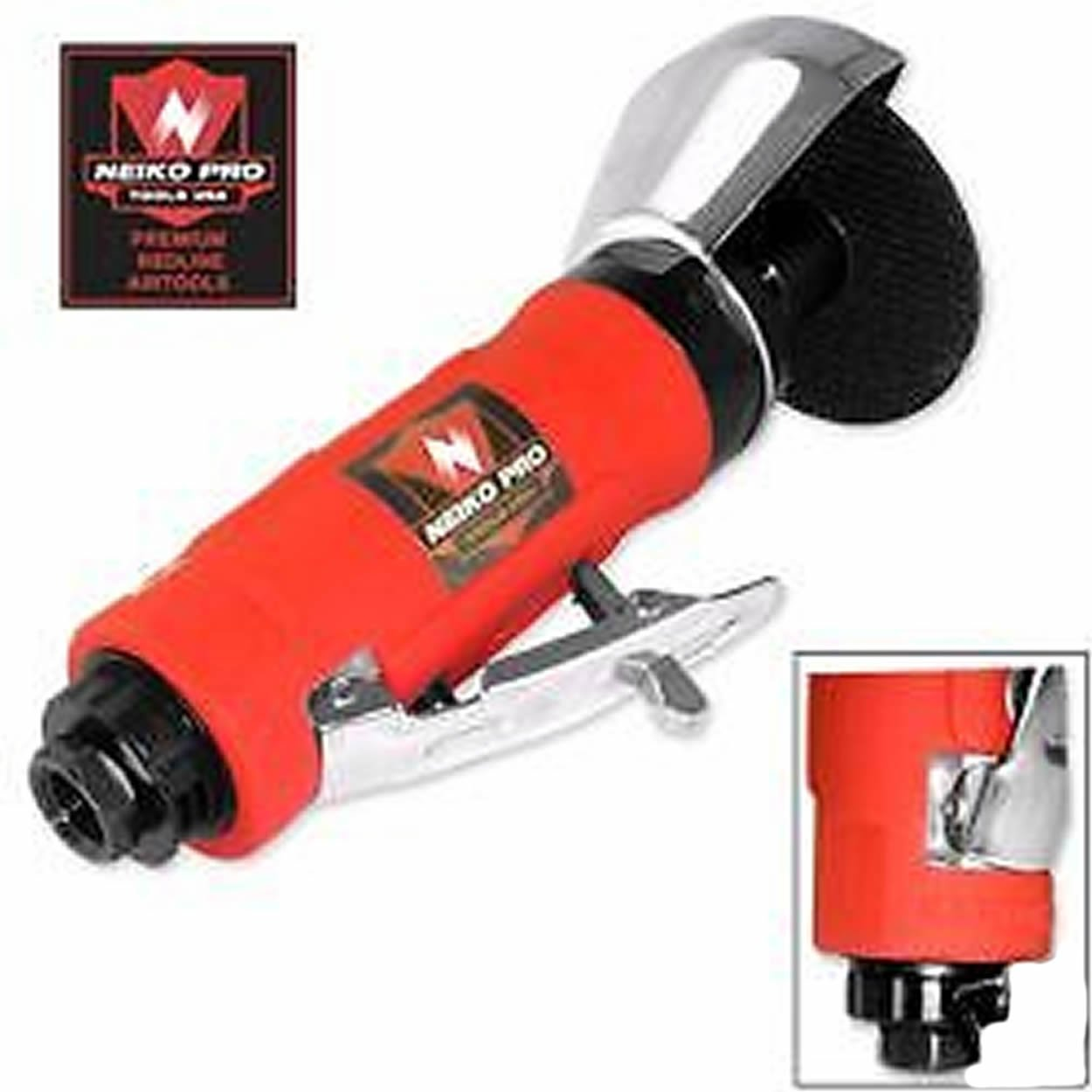 3'' Twin Bearing Spindle -air Cutter-1 Year Warranty