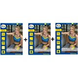Gocolor Inkjet High Glossy Photo Paper 240 Gsm X 3 Pack Combo (A4Zize / 60 Sheet ) ( ****Big Saving ****)