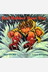 Red Rubber Boot Day Paperback