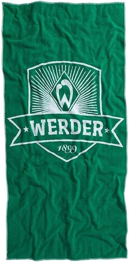 Badetuch Duschtuch XXL 90*180cm Werder Bremen Trikot 2020 NEU! OVP!!