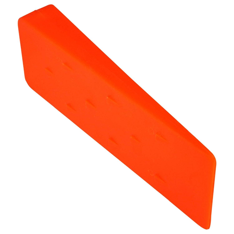 2 Spaltkeile aus Kunststoff 14 u.20cm Fällkeil Scheitkeil Nachsetzkeil Treibkeil