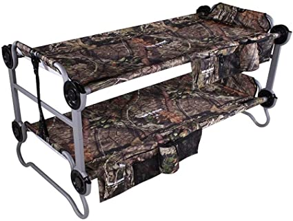 Kid-O-Bunk Childrens Portable Mobile Camping Bed