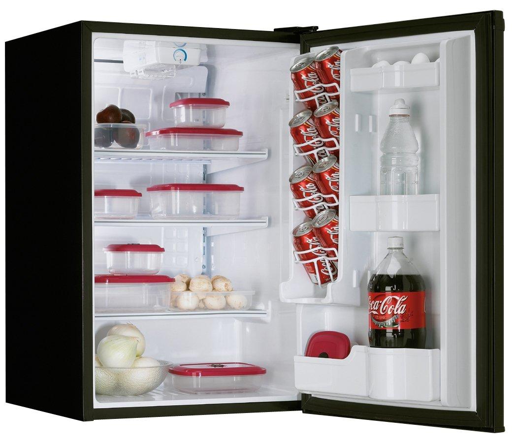 refrigerator sale walmart. amazon.com: danby dar440bl 4.4-cubic foot designer compact all refrigerator, black: appliances refrigerator sale walmart