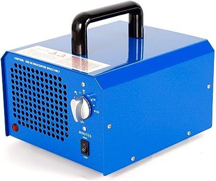 220V Purificador de aire profesional ozonizador generador de ozono ...