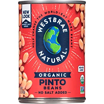 WESTBRAE NATURAL 15-Ounce Canned Fried Bean