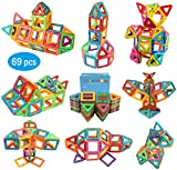 Magnetic Building Blocks Tiles Early Learning