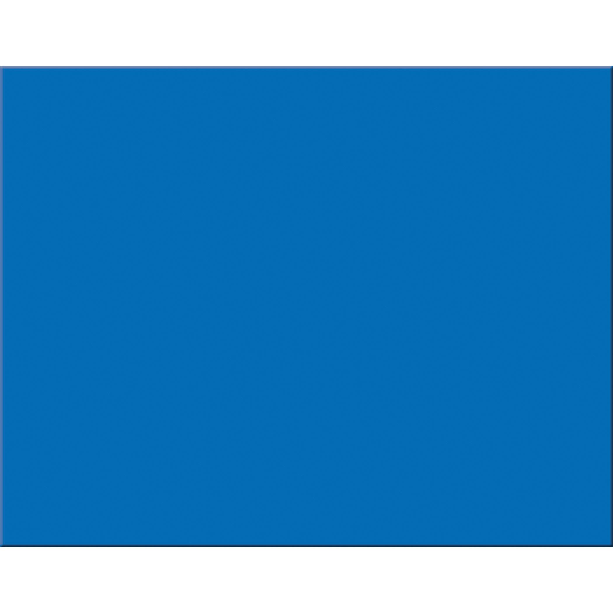 Pacon PAC54621 6-Ply Railroad Board, Dark Blue, 22'' x 28'', 25 Sheets
