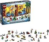 LEGO 60201 City Advent Calendar 2018 Christmas Countdown Building Toy for Kids
