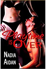 Playtime Is Over (Red Velvet Rope Book 2) Kindle Edition