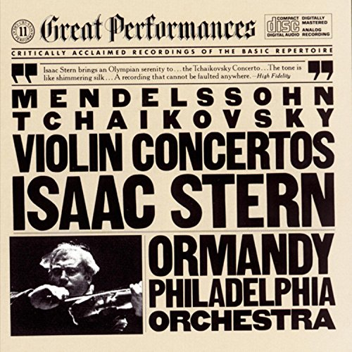 Mendelssohn: Violin Concerto In E Minor, Op. 64 / Tchaikovsky: Violin Concerto In D Major, Op. 35