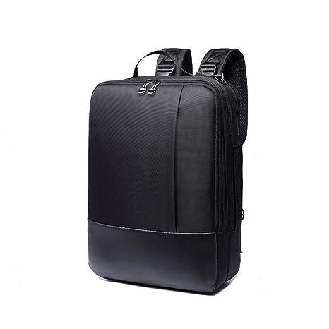 YAOHU Mochila de Portátil 15,6 Pulgada para Ordenador Macbook 20L Casual Impermeable Mochlia Backpack