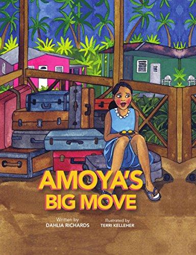 Mascot Moves - Amoya's Big