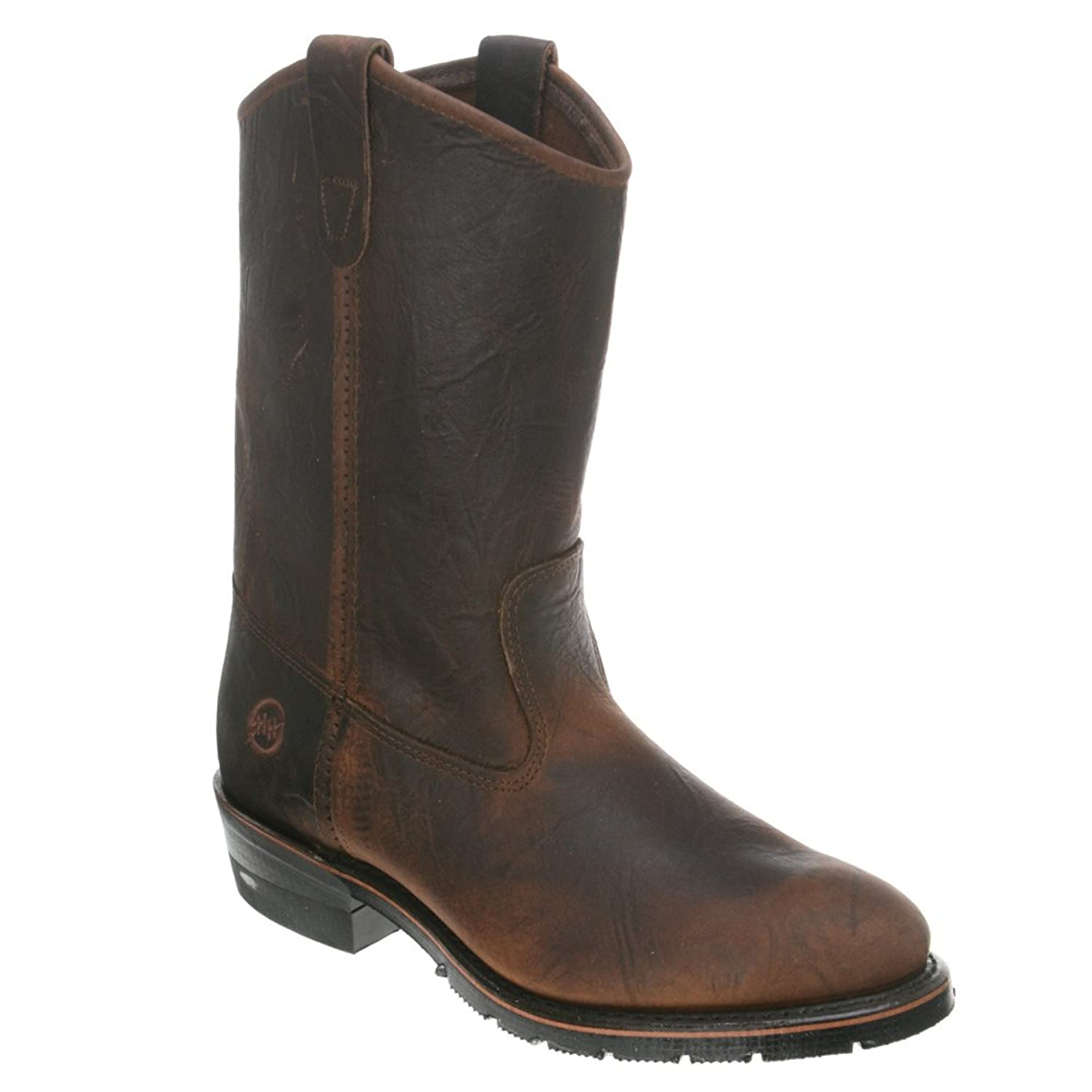 Double-H Boots: Men's 10-Inch Western Cowboy Boots 2522