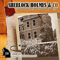 Loge 341 (Sherlock Holmes & Co 8)