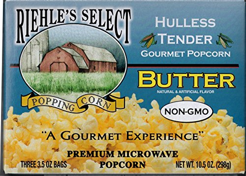 Riehles Select Popping Corn Microwave product image