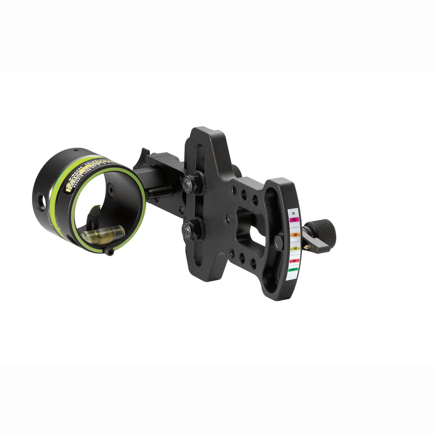 HHA OL-5010 Optimizer Lite 5000 .010 Sight (Black)