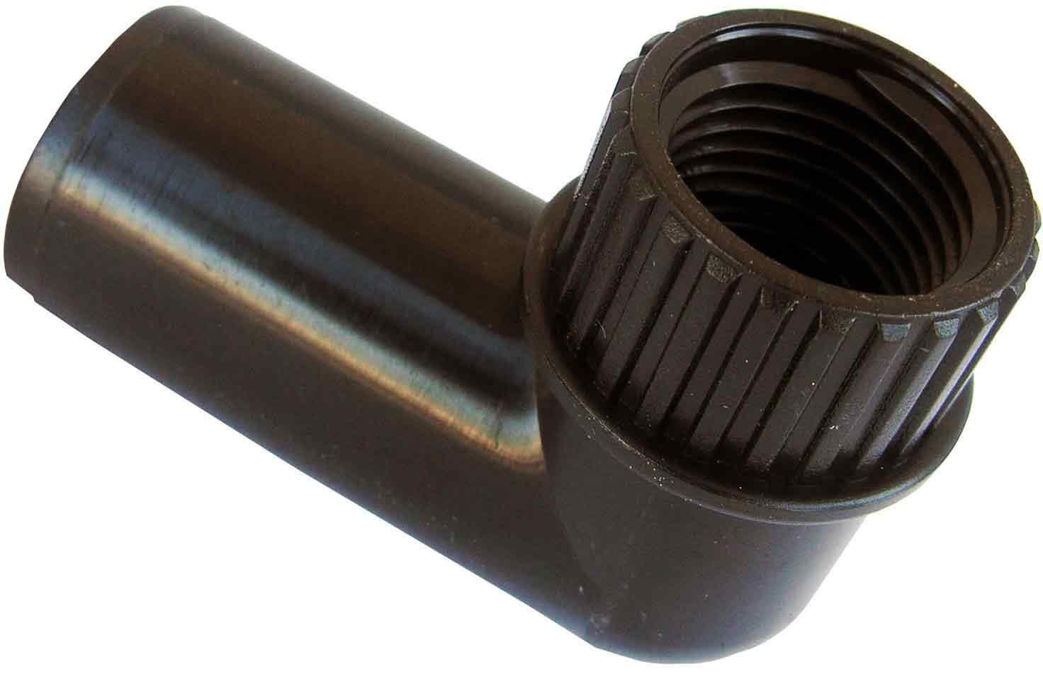 LASCO 15-8354P 1//2-Inch Female Pipe Thread by 700 OD Drip Tubing Ell