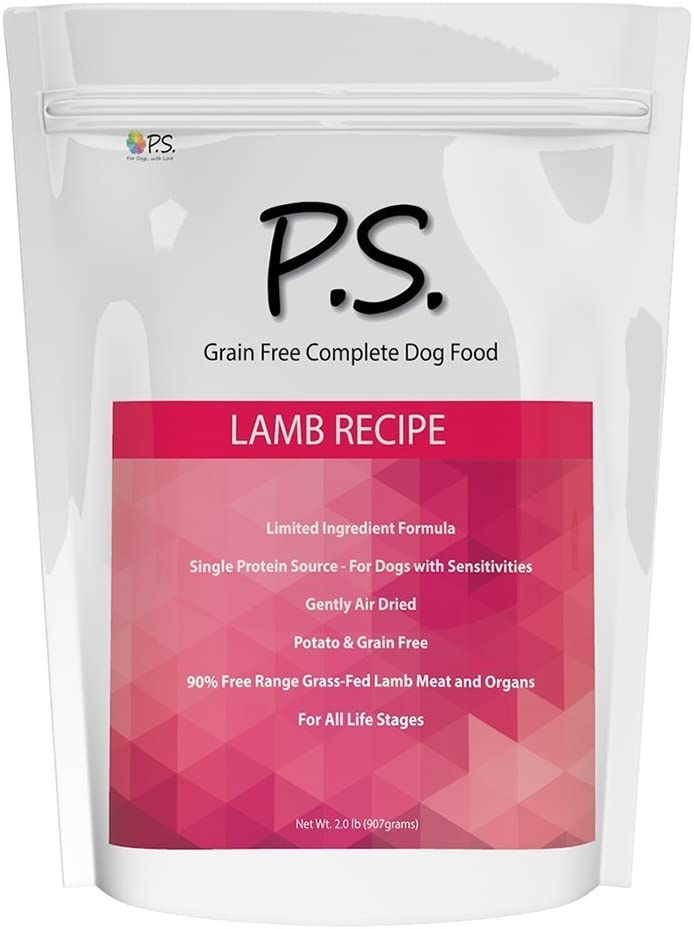 Ps For Dogs 100% Hypoallergenic Dog Food