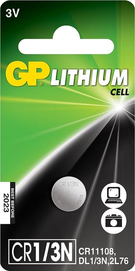 Lithium Batterie Cr 1 3n Elektronik