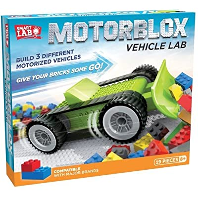 SmartLab Toys Motorblox: Vehicle Lab: Toys & Games
