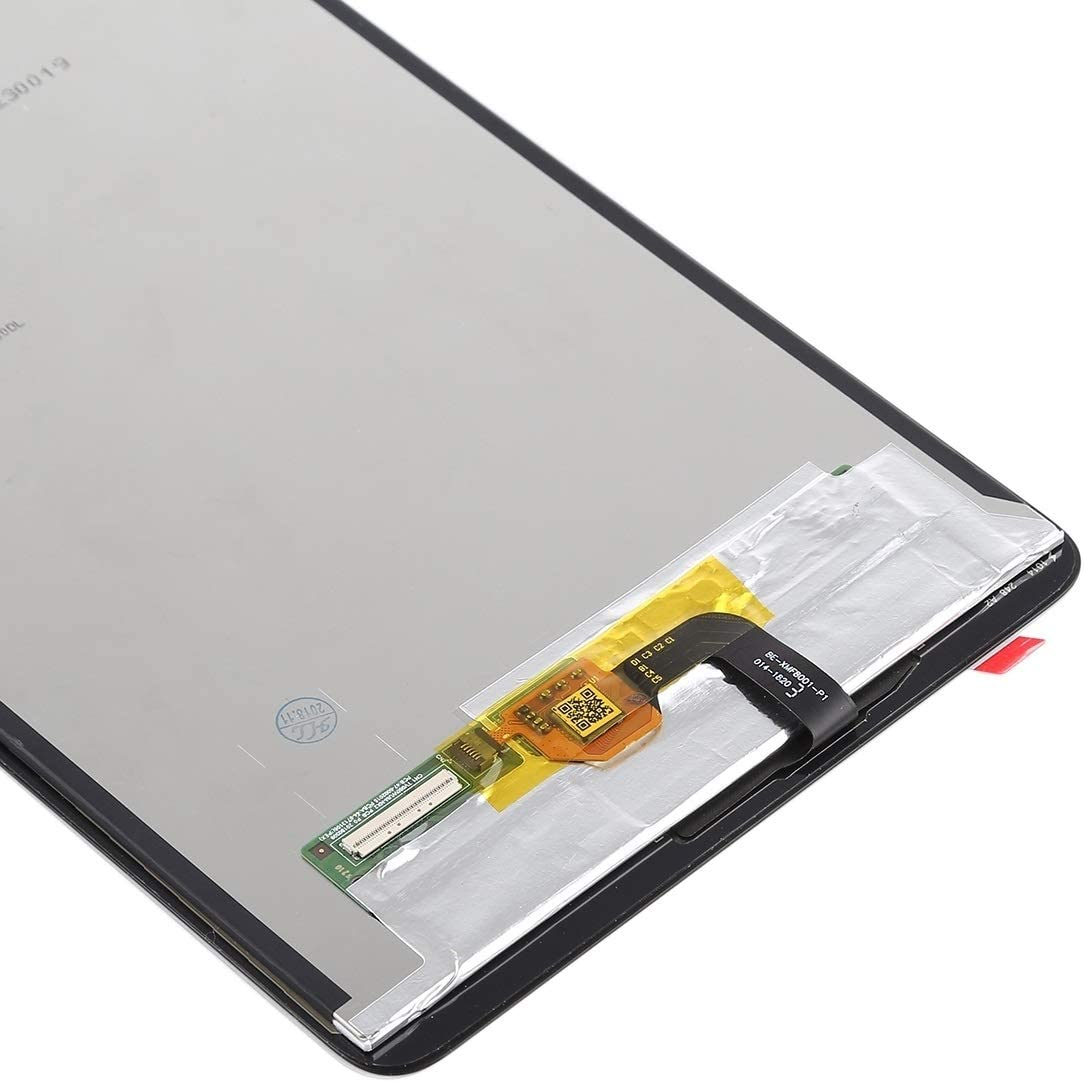 LIYUNSHU LCD Screen and Digitizer Full Assembly for Xiaomi Mi Pad 4 Color : Black Black