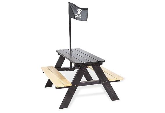 Pinolino 201688 - Kindersitzgarnitur Nicki für 4 Pirat