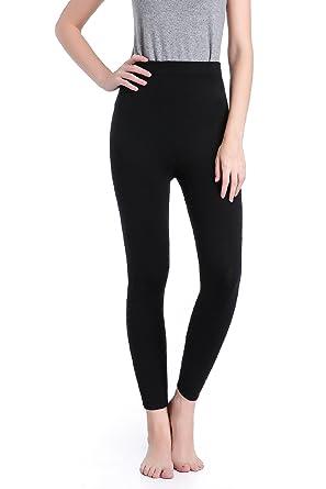 7c27dd391014f4 织礼 Zhili Thermal Leggings - Heavyweight, Ultra-Soft Women's Merino Wool  Base Layer