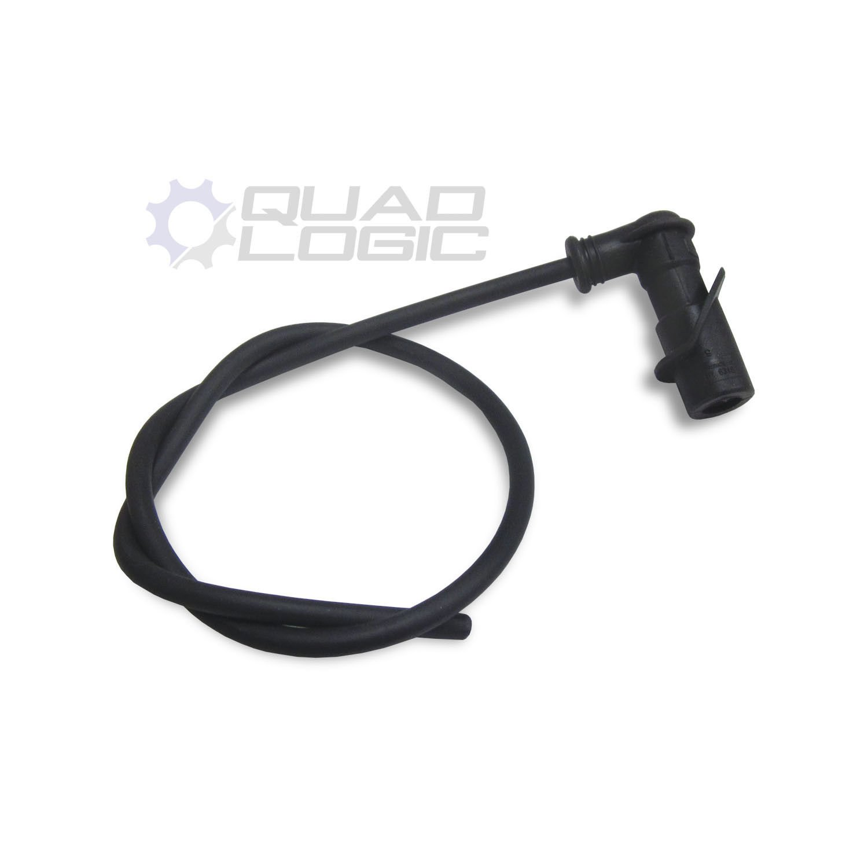 Polaris Sportsman 600 700 (2002-04) Ignition Coil Spark Plug Cap & Wire 4010526 by Quad Logic