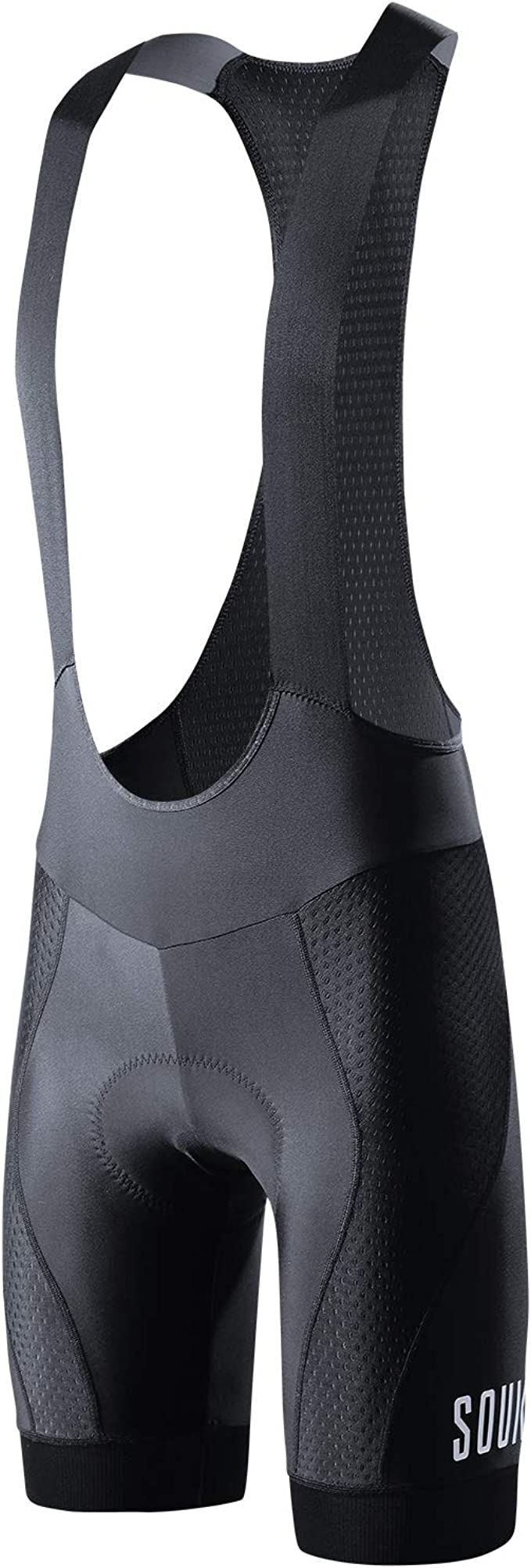 Souke Sports Womens Cycling Shorts 4D Gel Padded Breathable Bike Shorts Anti-Slip with Pockets